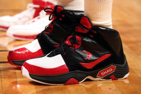 0d5291404c0c19 Shaq s Dunk Man Sneakers Are Coming Back ~ Shaq Fu Radio
