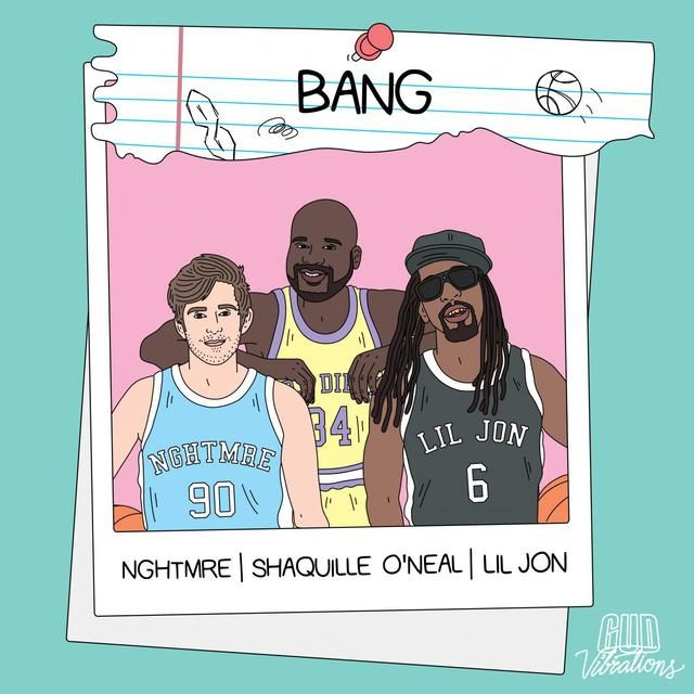 Bang! New SHAQ Song