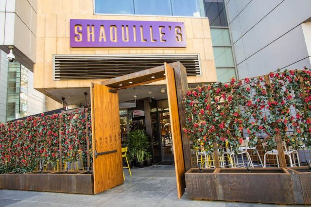 Shaquille's Opens Downtown L.A.