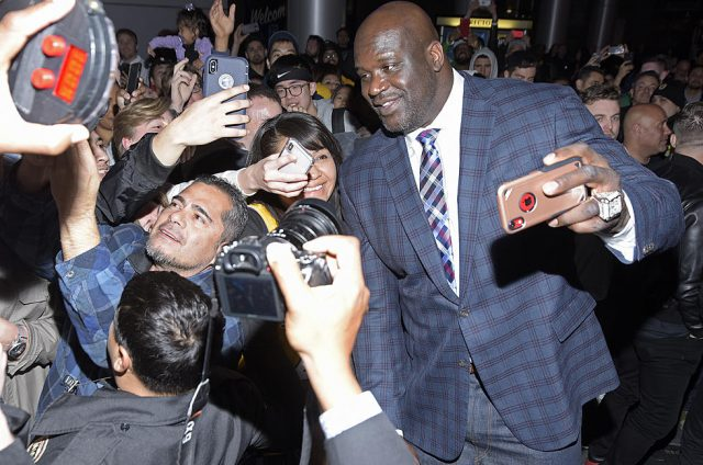 Shaq's Looking For Models