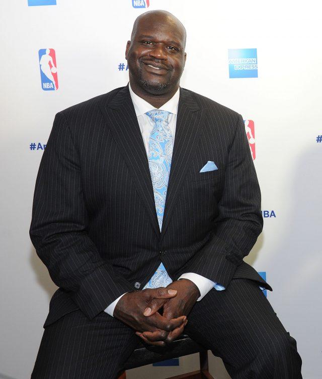 Shaq Will Host The NBA Awards
