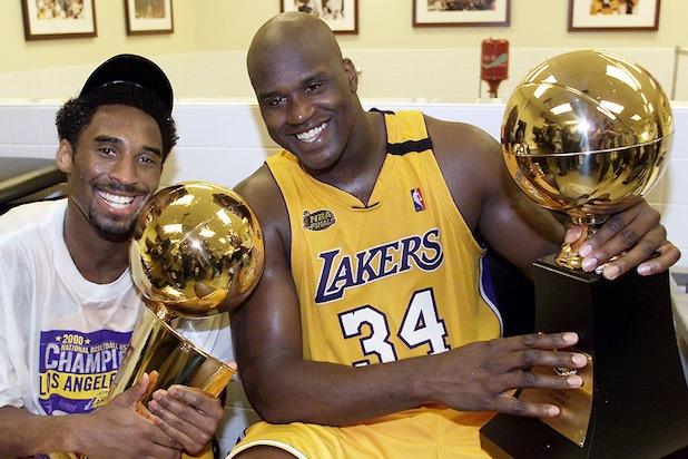 Shaq On List of Top NBA Duos