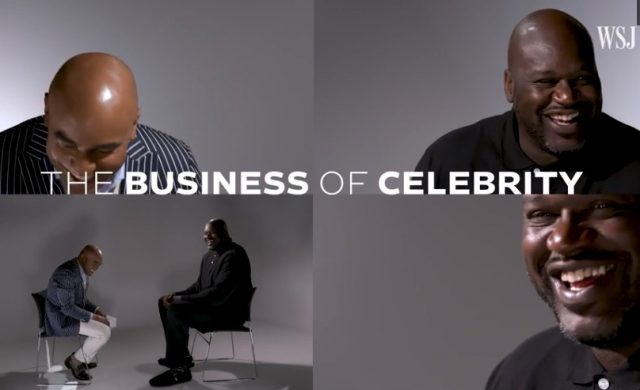 Cruising, Investing and Donuts – Shaq Talks Business