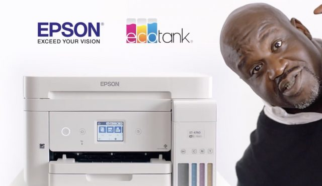 Shaq Inks Deal With PC Printer Maker Epson