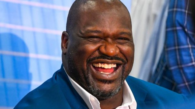 Shaq In Deal to Produce New TV Shows