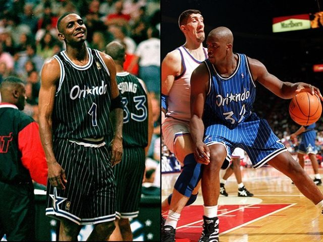 Top Five NBA Team Jerseys Of All Time