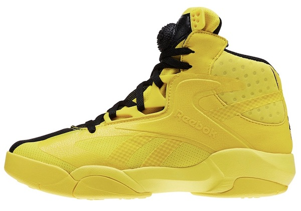 Shaq, Reebok Re-Issue Iconic Sneakers