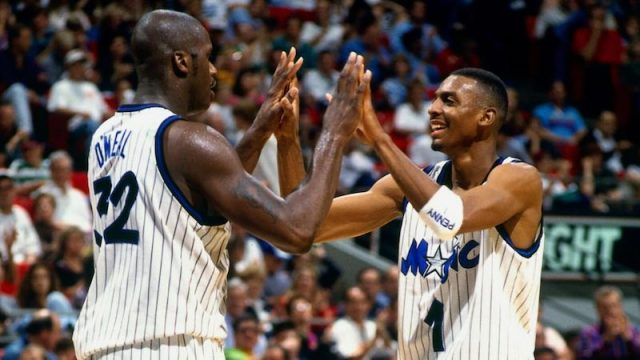 "Hardaway: ""Shaq Is Just Greatness"""
