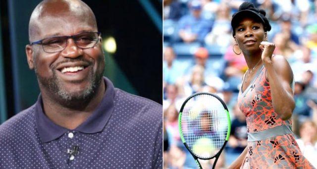 "Venus Williams – Shaq ""Role Model"""