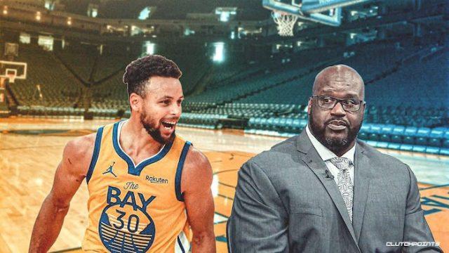How Steph Curry Became Shaq's NBA Fav