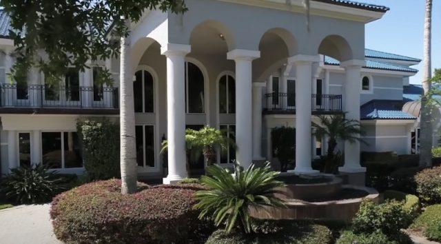 Shaq's Orlando Mansion Back on the Market
