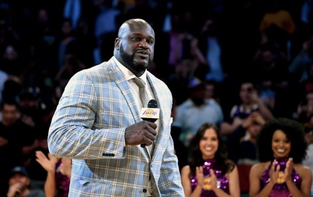 Shaq Pays Off Engagement Ring – Not His!